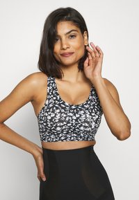 Marks & Spencer London - TOTAL CORE NONWIRED - Bustier - black mix - 0