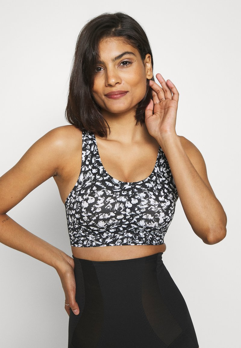 Marks & Spencer London - TOTAL CORE NONWIRED - Bustier - black mix