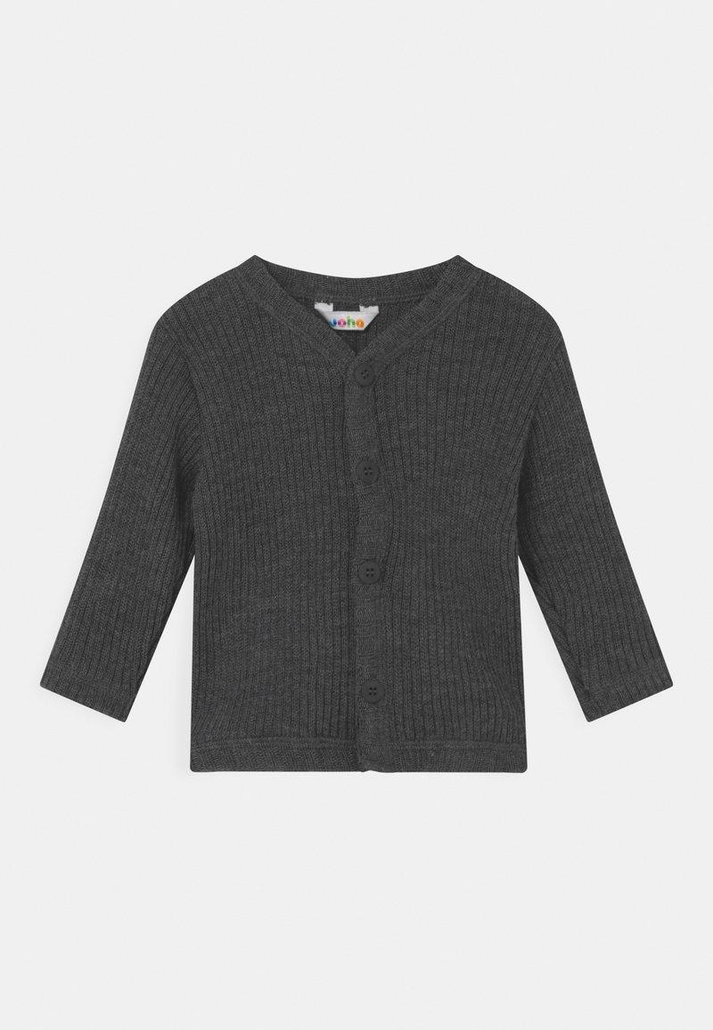 Joha - UNISEX - Cardigan - grey