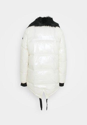 Winter jacket - cream