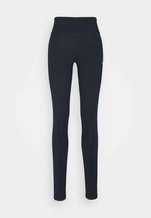 GRAPHIC LEGGING - Punčochy - blue