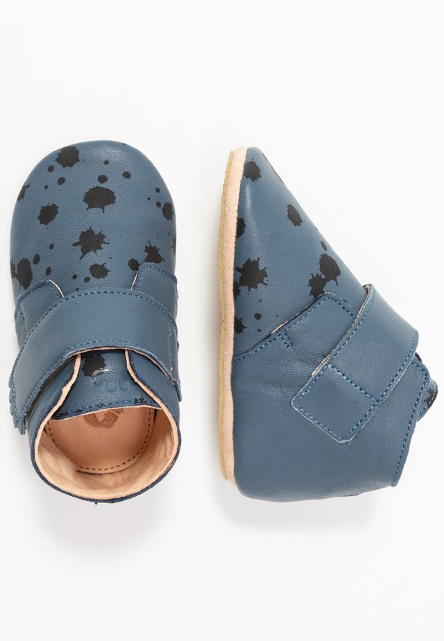 KINY - First shoes - denim/noir