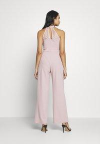 Sista Glam - NERIDA - Jumpsuit - blush - 2