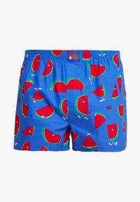 Lousy Livin Underwear - MELONS - Boxer shorts - royal - 3