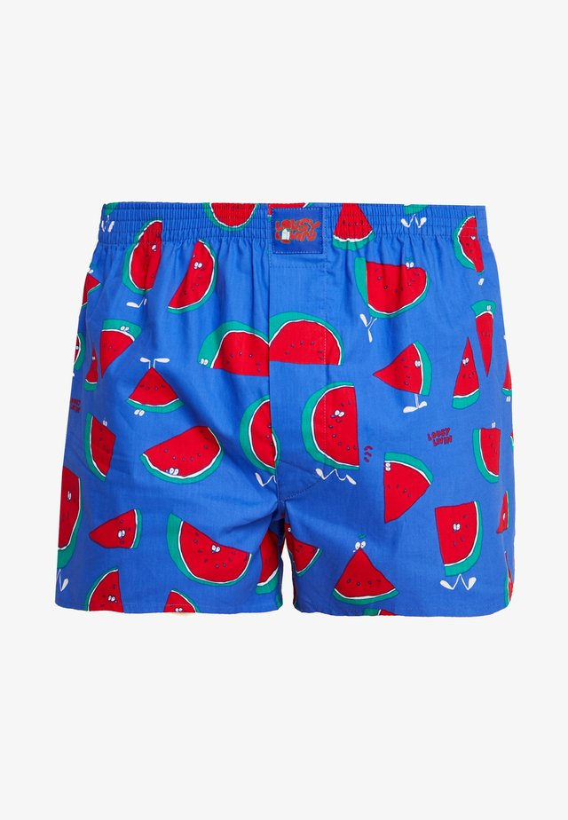 MELONS - Boxer shorts - royal