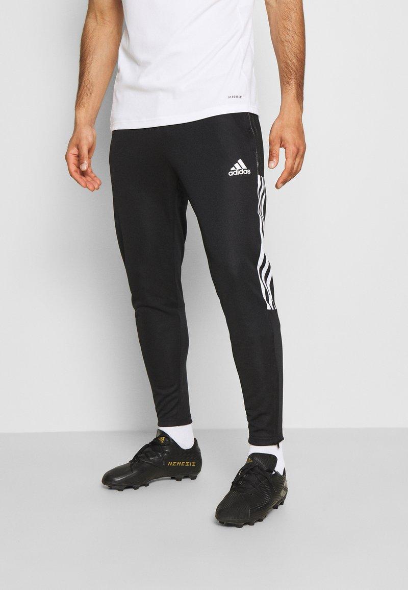 adidas Performance - TIRO 21 - Träningsbyxor - black
