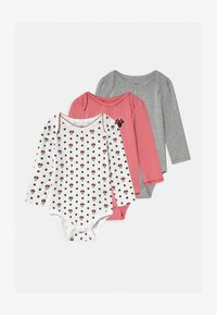 GAP - 3 PACK - Body - pure red - 0