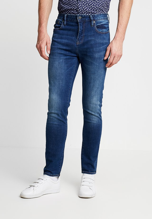 TYLER - Slim fit jeans - union dark blue
