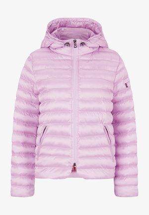 STEPP TARJA - Winter coat - flieder