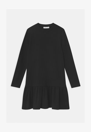 NKFROLUMA - Jumper dress - black
