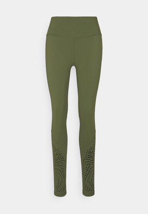 Tights - olive