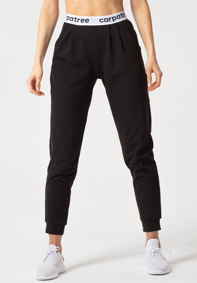 LUCKY JOGGERS - Trainingsbroek - black