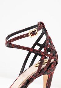 Buffalo - FIRA - High heeled sandals - black - 2