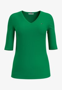 Tommy Hilfiger - Basic T-shirt - primary green - 0