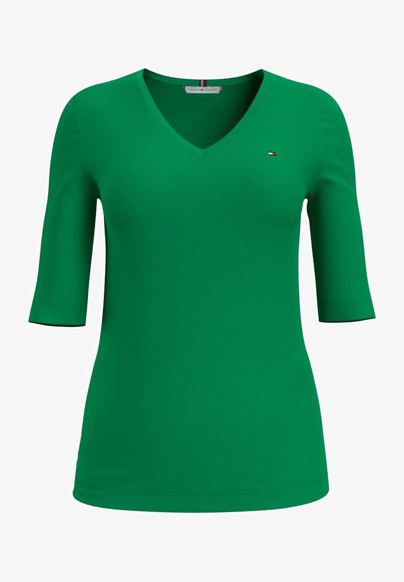 Tommy Hilfiger - Basic T-shirt - primary green