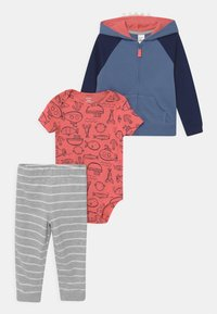 Carter's - SHARK SET - Tracksuit - blue - 0
