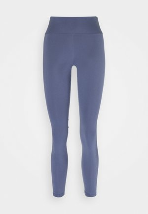 ONE - Leggings - world indigo/white