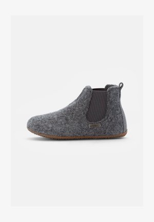 CHELSEA BOOT - Slippers - grau
