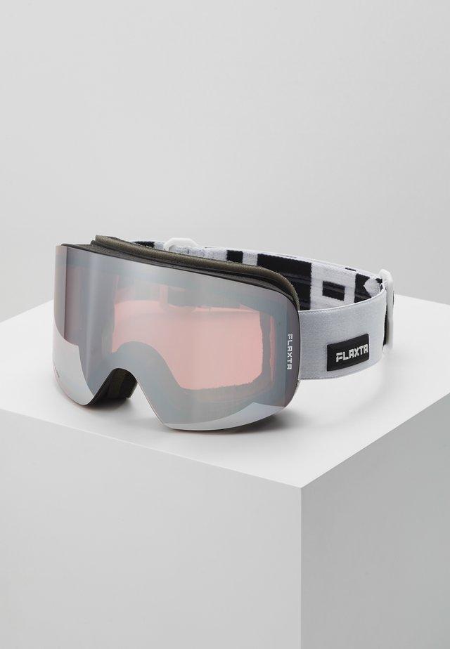 PRIME UNISEX - Laskettelulasit - white