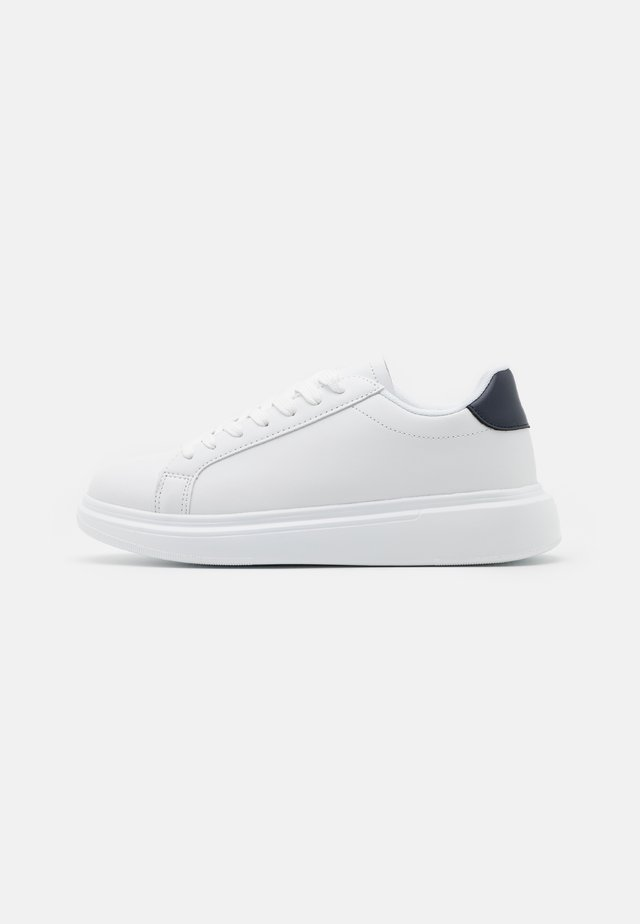 ROYAL - Sneakers basse - white/blue