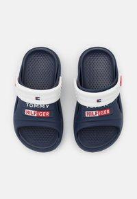 Tommy Hilfiger - UNISEX - Sandaler - blue/white - 3