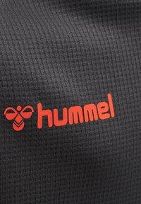 Hummel - AUTHENTIC - Hoodie - ASPHALT - 4
