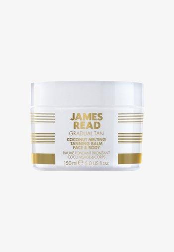 COCONUT MELTING TANNING BALM FACE & BODY 150ML - Self tan - -