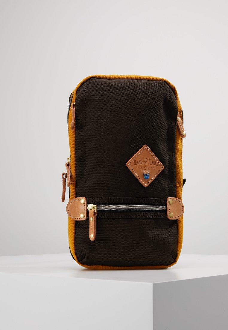 Harvest Label - MINI MULTI - Across body bag - brown