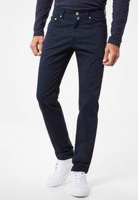 Pierre Cardin - LYON - Slim fit jeans - dark blue - 0