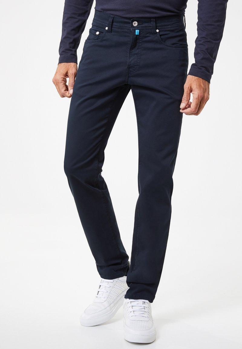 Pierre Cardin - LYON - Slim fit jeans - dark blue