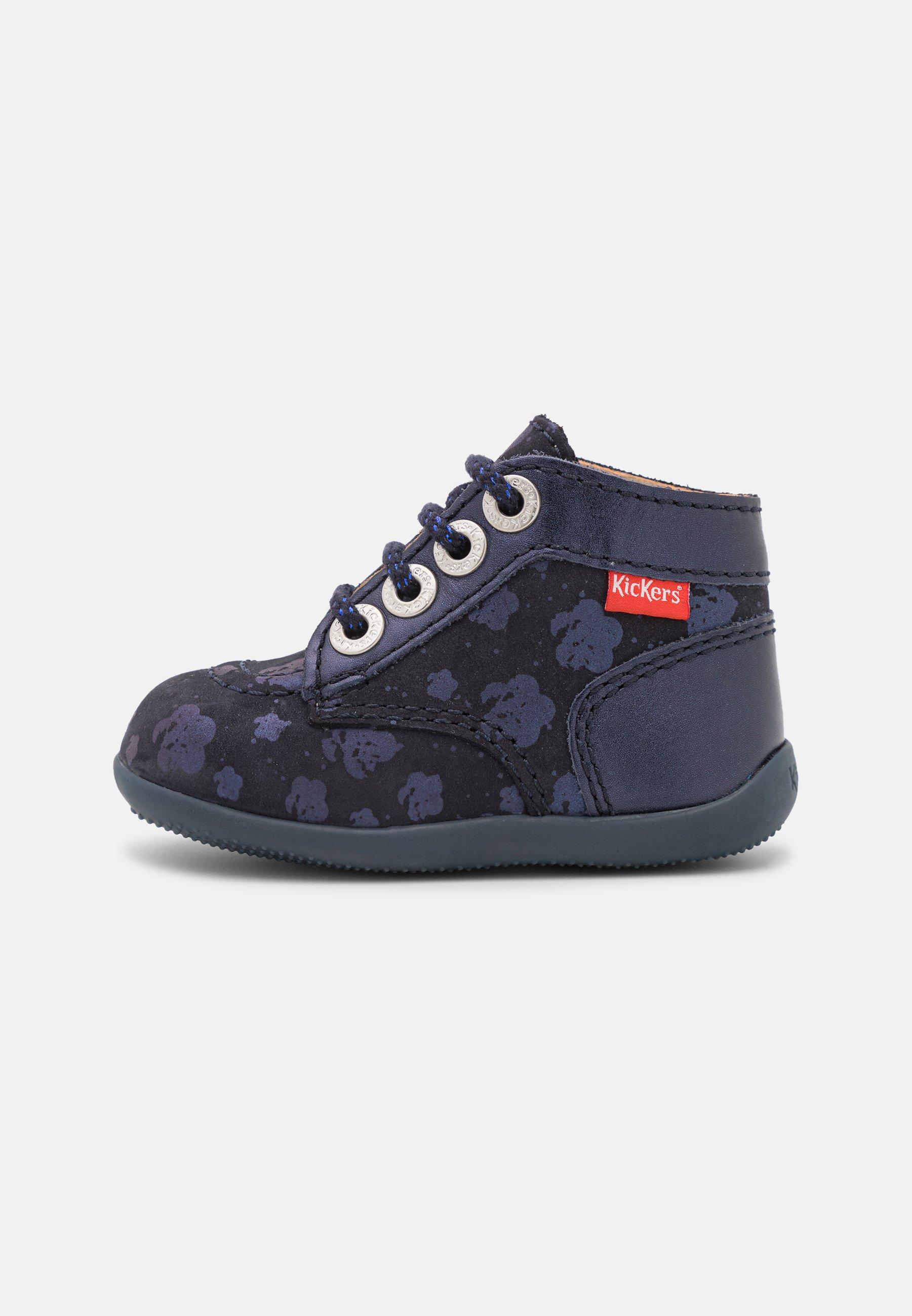 Kids BONBON - Lace-up ankle boots