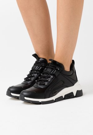 BATTER SLEEK - Joggesko - black