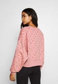 Nike Sportswear - CREW - Sweatshirt - rust pink/canyon rust - 2