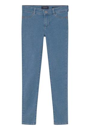 LA MILOU  - Jeans Skinny Fit - blue denim