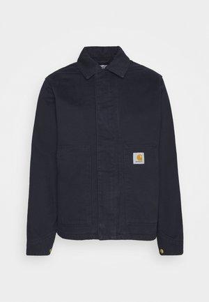 ARCAN JACKET NAPERVILLE - Denim jacket - dark navy rinsed