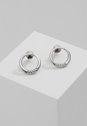 ELIN - Earrings - silver-coloured