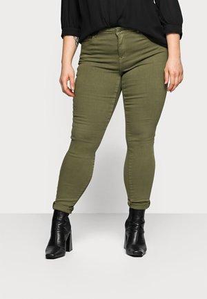 CARJENNY LIFE PUSH UP  - Jeans Skinny Fit - kalamata