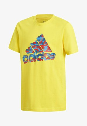 LEGO 2 GRAPHIC - T-shirt con stampa - yellow