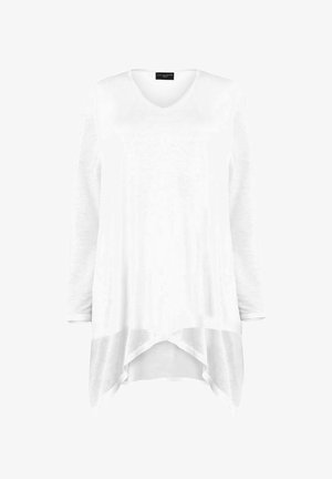 ASYM  - Long sleeved top - off-white