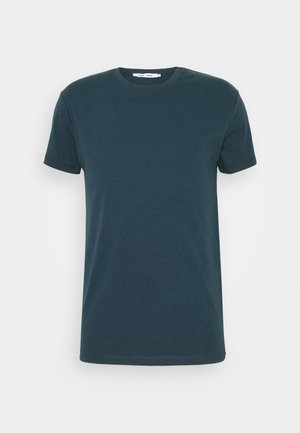 KRONOS  - T-shirts basic - real teal melange