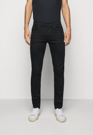 JAY REACTIVE BLACK  - Jeans slim fit - black