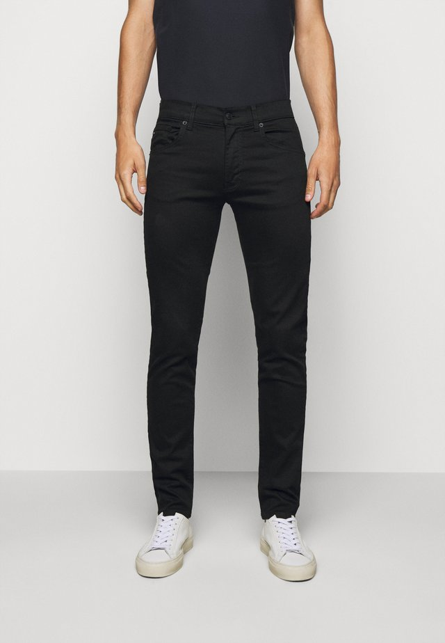 JAY REACTIVE BLACK  - Slim fit jeans - black
