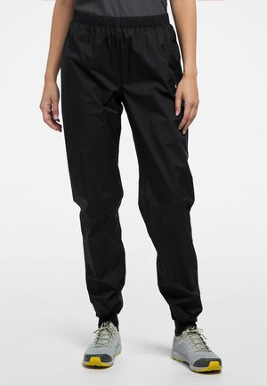 L.I.M PROOF PANT - Outdoor trousers - true black