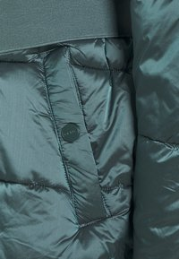 DKNY - BELTED PUFFER - Training jacket - blue - 5