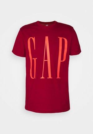 CORP LOGO  - Print T-shirt - sled