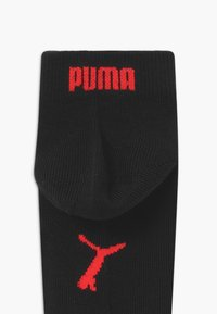 Puma - BOYS SEASONAL LOGO 6 PACK - Socks - grey/black - 2