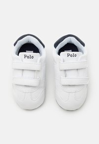 Polo Ralph Lauren - BIG PONY JOGGER LAYETTE UNISEX - Patucos - white/navy - 3