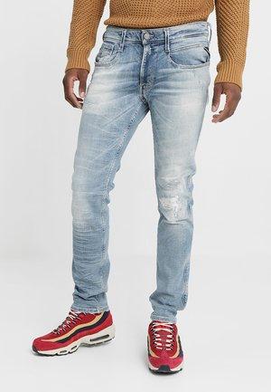ANBASS - Slim fit jeans - super light blue