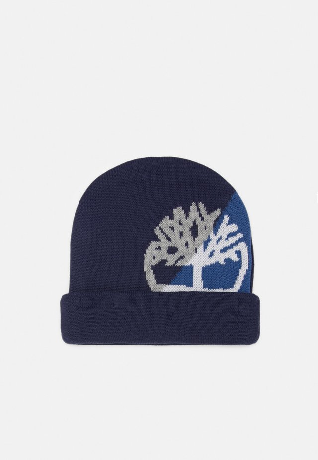 PULL ON HAT UNISEX - Bonnet - navy