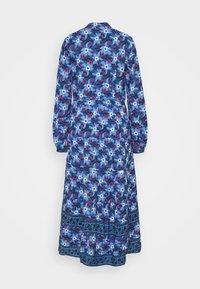 Marks & Spencer London - BOARDER SHIRTDRESS - Maxi-jurk - blue - 1
